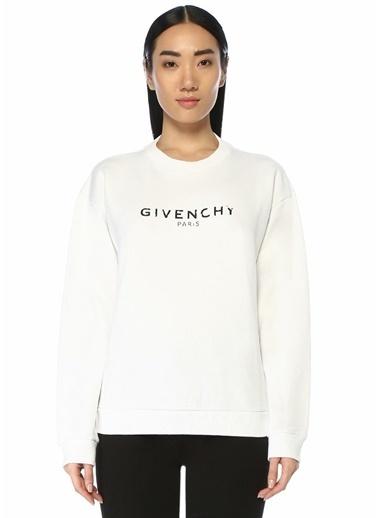 Givenchy Sweatshirt Beyaz